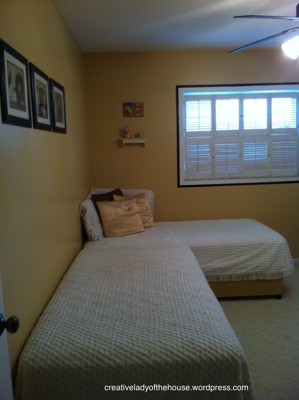 Updated Guest Rooms Creative Lady Of The House